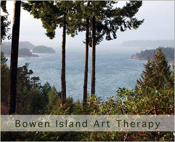 Marty Levenson's Bowen Island Art Therapy Website